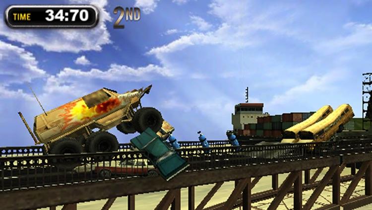 Monster Trucks Nitro 2 By Redlynx Ltd