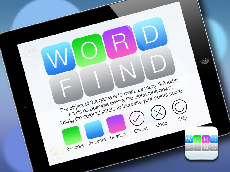 Word Find FREE - Use the gems and beat the clock screenshot-4