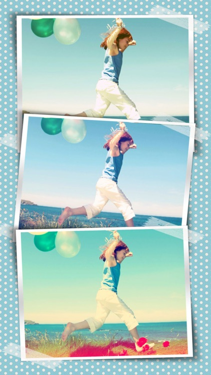 Photo Slice - Cut your photo into pieces to make great photo collage and pic frame screenshot-2