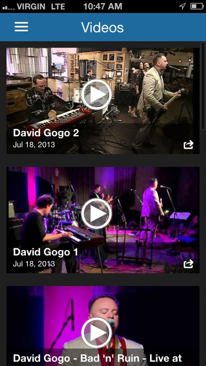 David Gogo screenshot-4