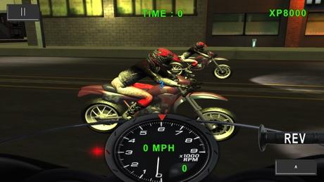 Moto Drag Racing