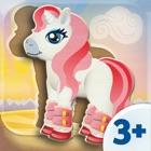 Apps Bambina - Puzzle Pony (10 pezzi) 3+ icon
