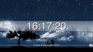 Wakeup Alarm Clock FREE screenshot one