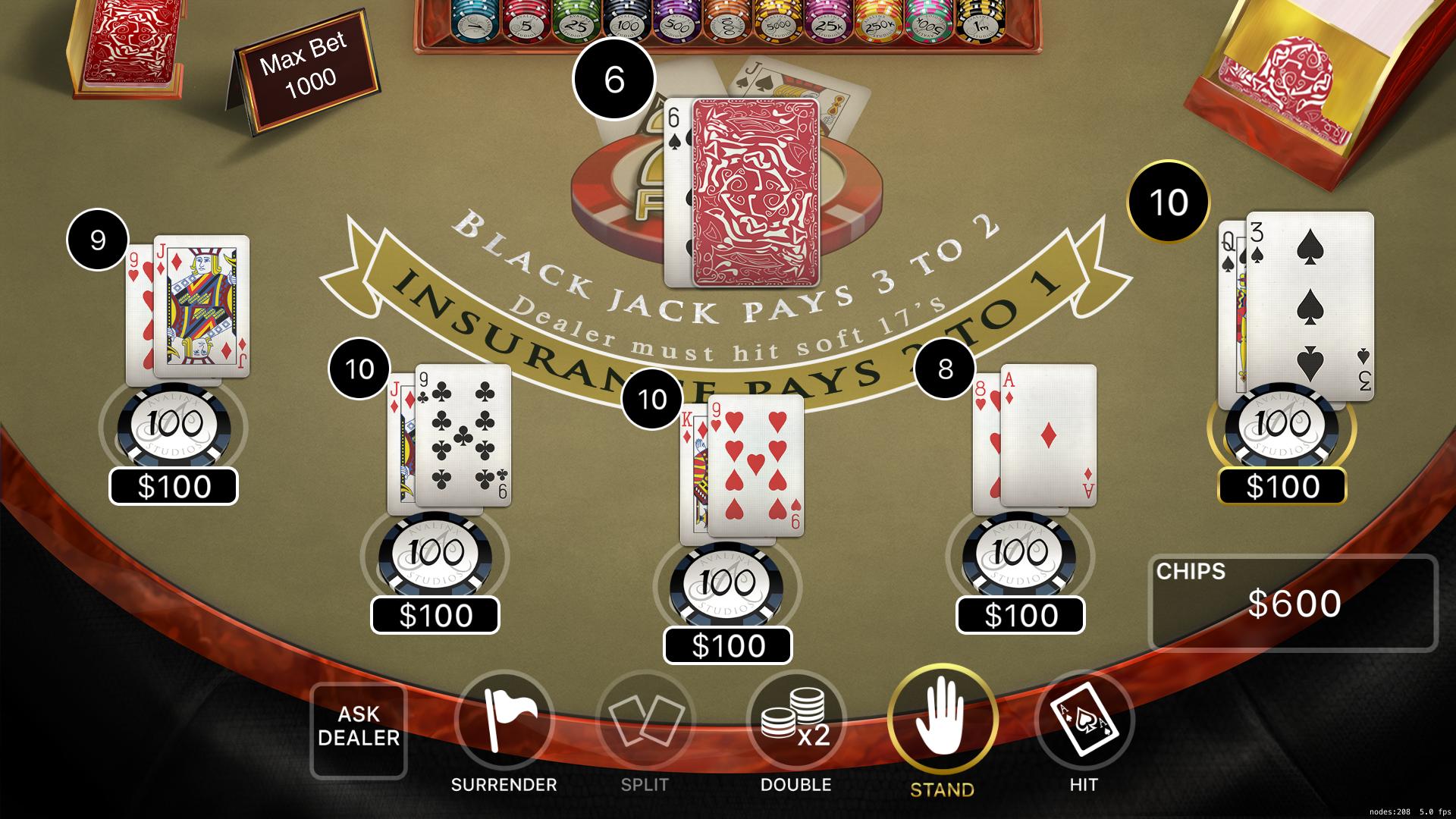 Online casino progressive slots