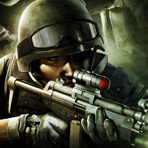 Anti Terror Sniper(FPS Game) iOS App