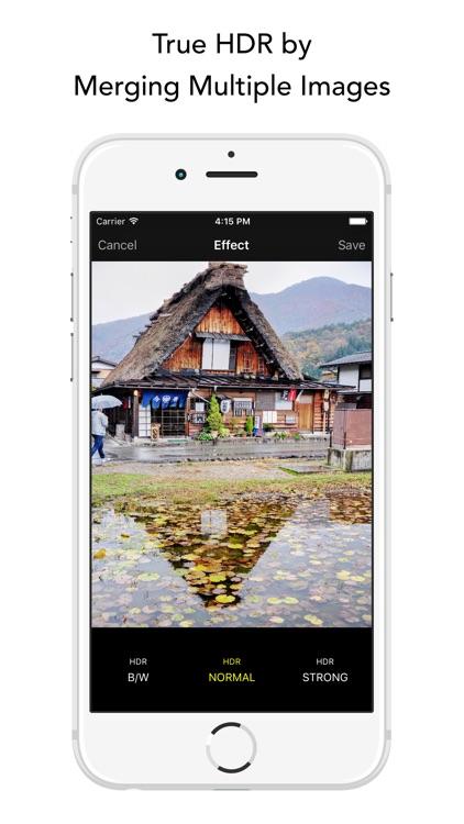 PrimeCam: True HDR, Super Resolution, Noise Reduction, Zoom & Low-light