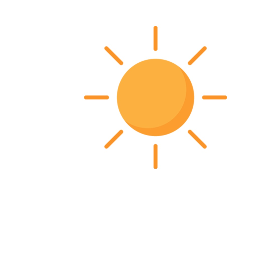 Sunshine - Personal, accurate weather forecasts