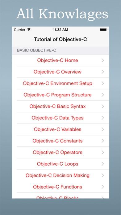 iOS Objective C - Tutorials Point