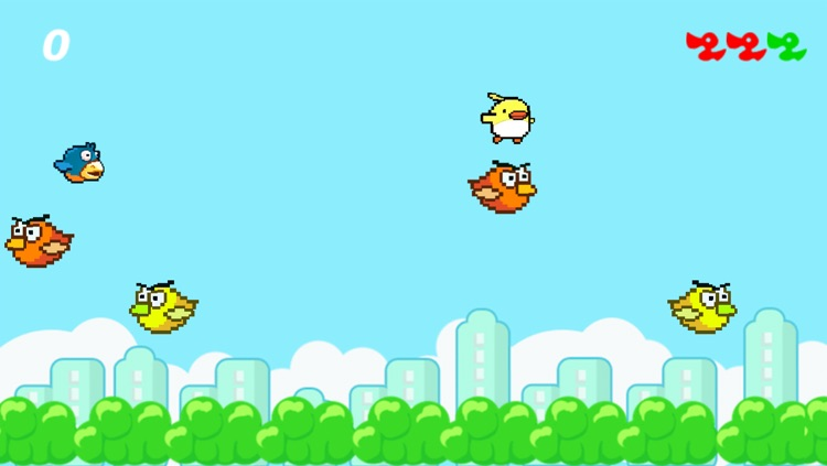 A Cool Flappy Duck Hunt Game