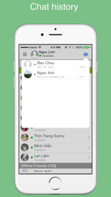 Video for Yahoo messenger screenshot-3
