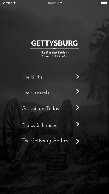 Battle of Gettysburg screenshot-0