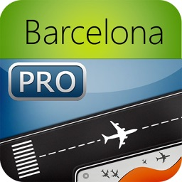 Barcelona Airport Pro (BCN) Flight Tracker