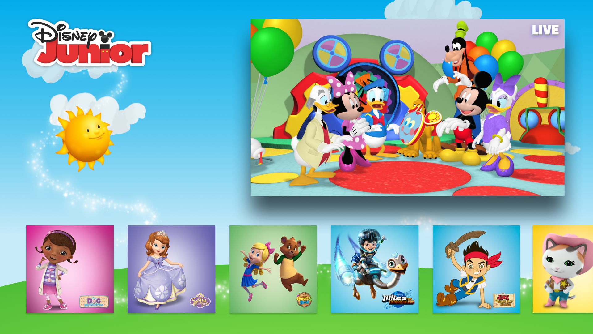 Disney Junior - TV & Games screenshot 11