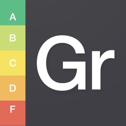 Gradient Grades – Grade Calculator