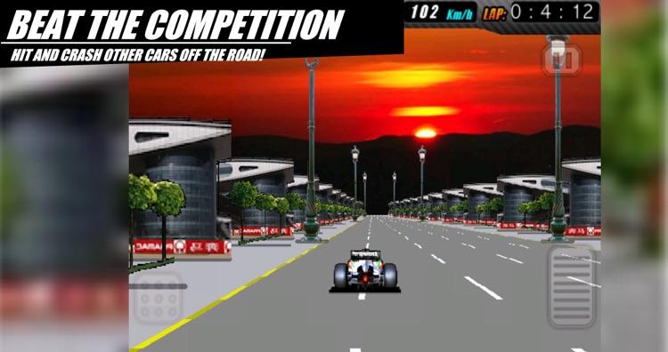 Adrenaline Rush - Real Uber Fun 3 D Formula One Arcade Adventure Race (Best Free Kids Racing Game!) - FREE screenshot-4