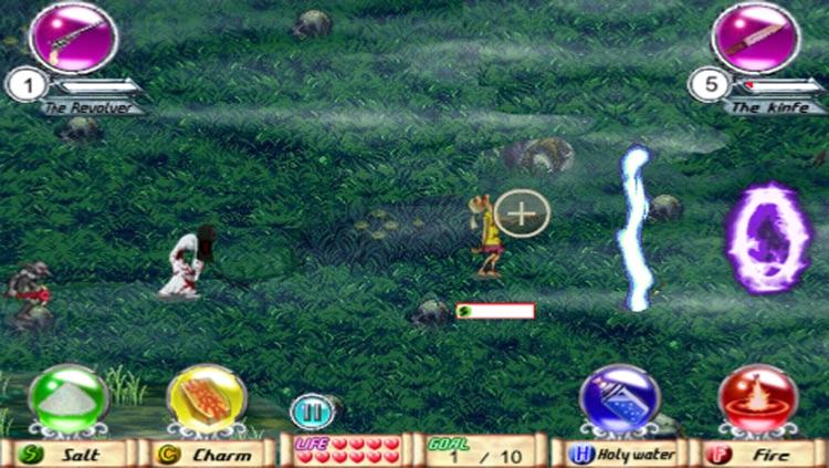 Supernatural Hunters Lite screenshot-3