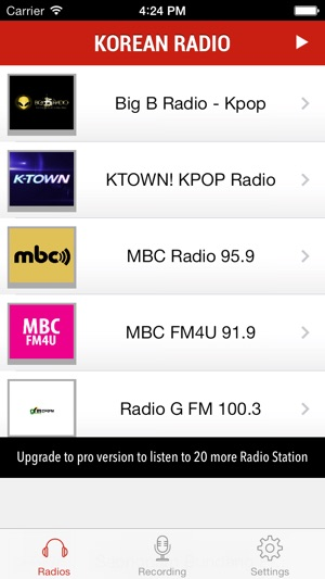 Korean Radio on the App Store