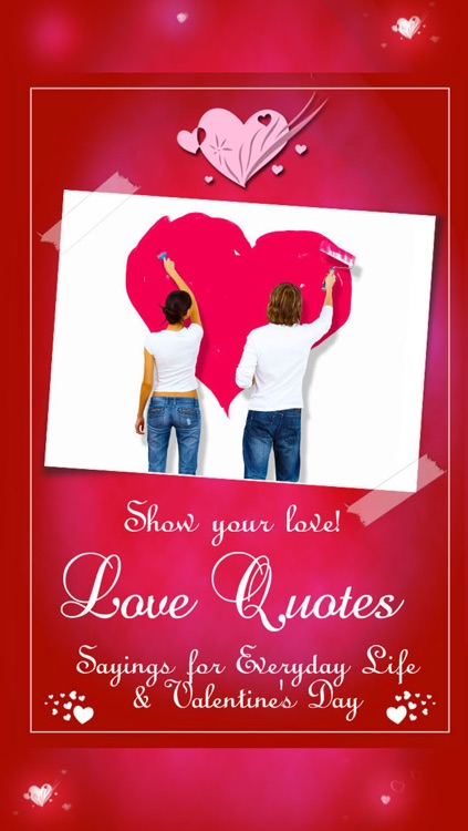 Love Quotes - Words for Everyday Life & Valentine's Day