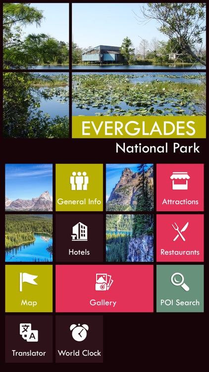 Everglades National Park Offline Guide screenshot-1