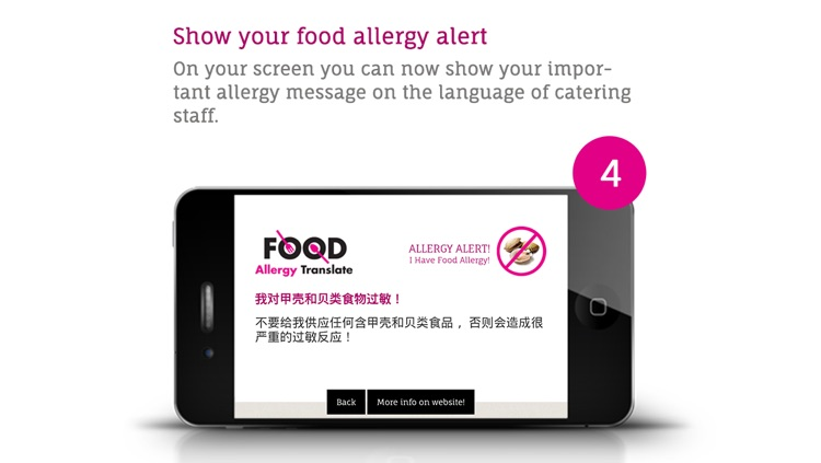 Food Allergy Translate screenshot-3