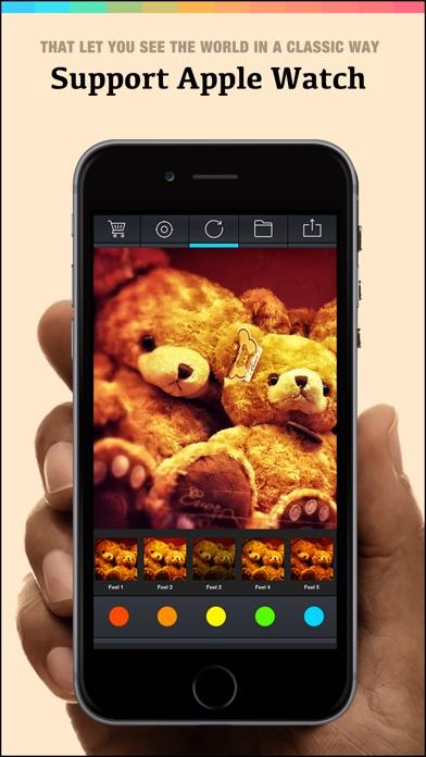 Effect 360 Pro - Best Photo Editor To Add Amazing Digital Art Stylish Camera Filters Effects Screenshot 4
