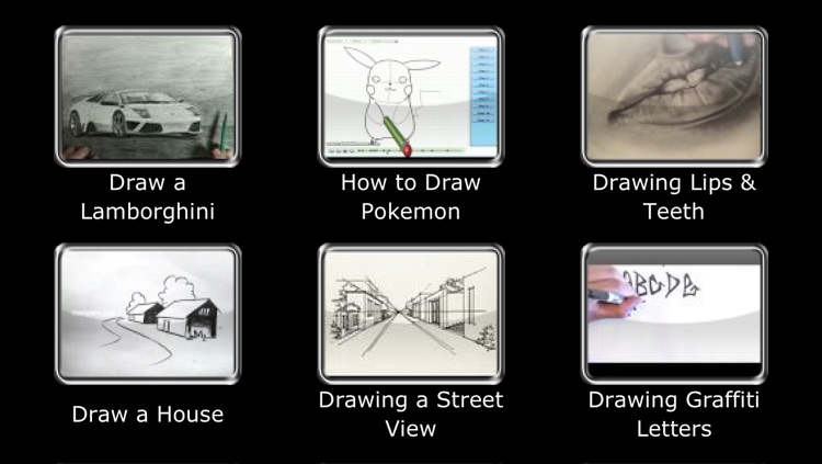 How to Draw - Free Drawing Lessons screenshot-3