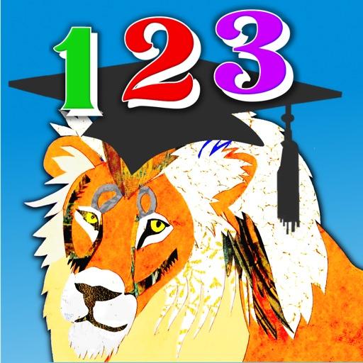 Preschool Genius Math Booster Zoo
