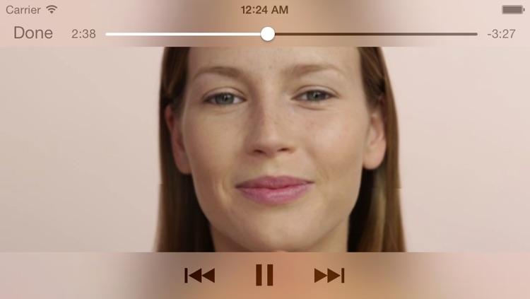 Make-Up Tutorials by Simona Antonovic screenshot-4