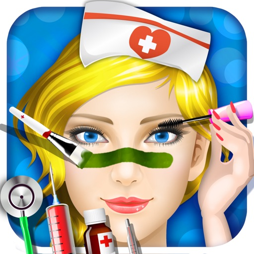 Doctor Spa Makeup - girls games