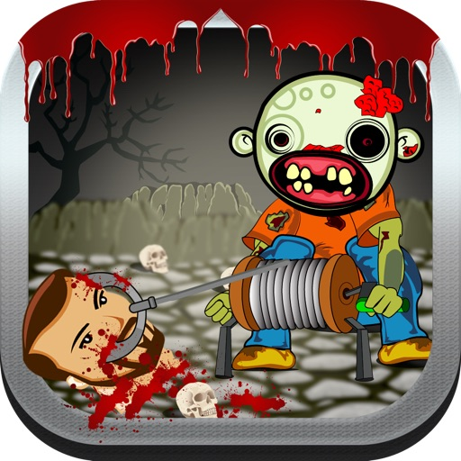Dead Killer Zombie People Grab - Steal Money Bag Dirt Race Pro