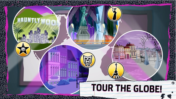 Monster High Frightful Fashion screenshot-4