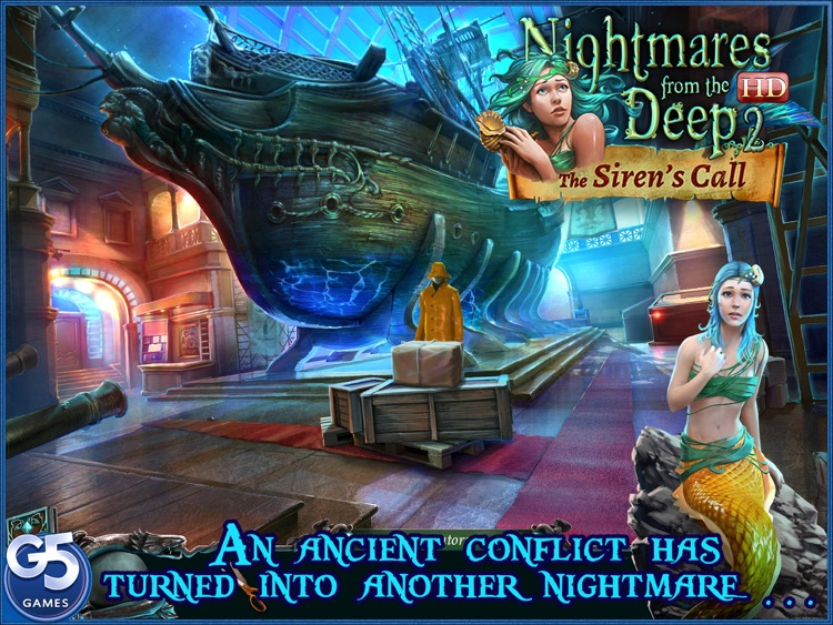 Nightmares from the Deep™: The Siren's Call HD (Full)