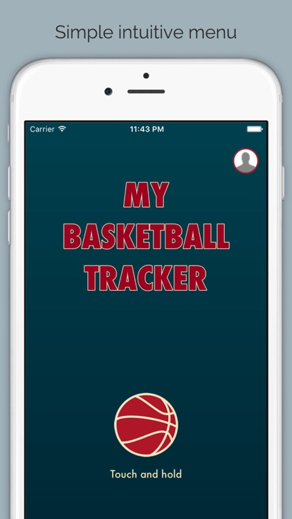 MBT - My Basketball Tracker