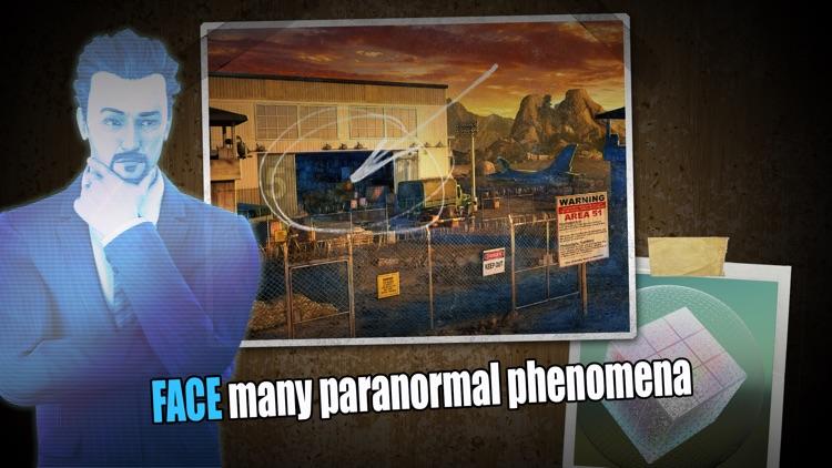 Secret Case - Paranormal Investigation - A Hidden Object Adventure (FULL) screenshot-3
