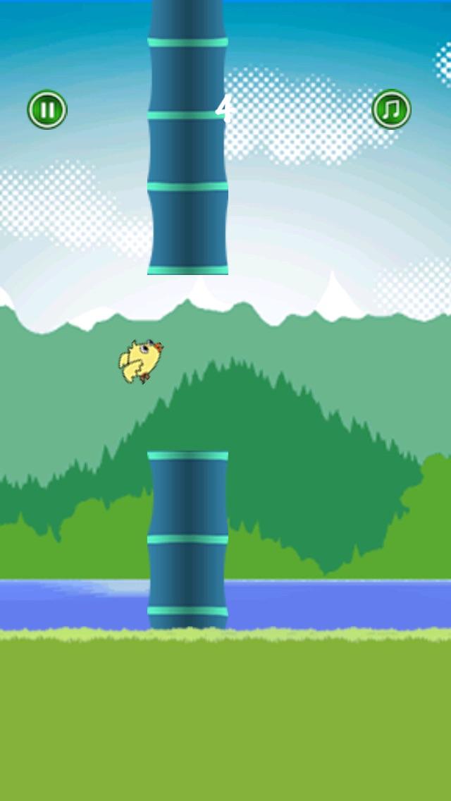 Happy Bird Flyer - Fun Birdie flying adventure-1