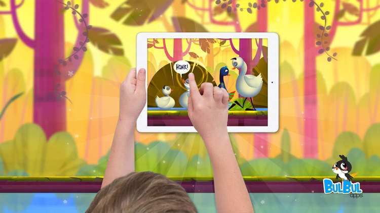 The Ugly Duckling Animated App