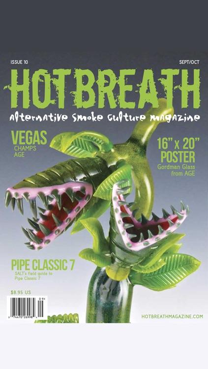 HotBreath: Smoke Shop Industry Magazine