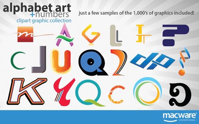 Alphabet Art Numbers Mac Alphabet Art Numbers For Mac