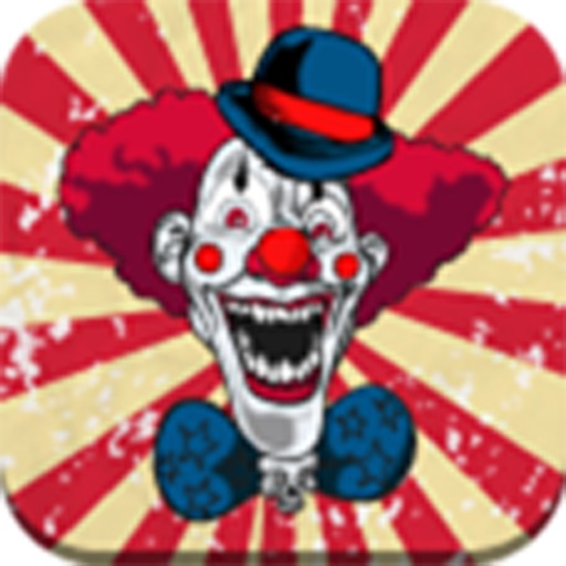 iClownify - Evil Clown Photo Stickers