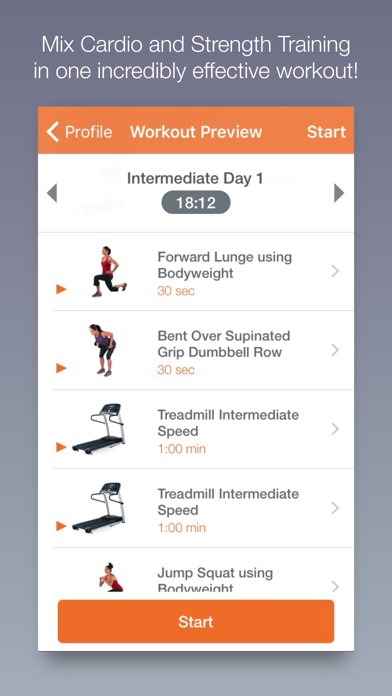 QuickFit — Fitness for Busy Peopleのおすすめ画像1