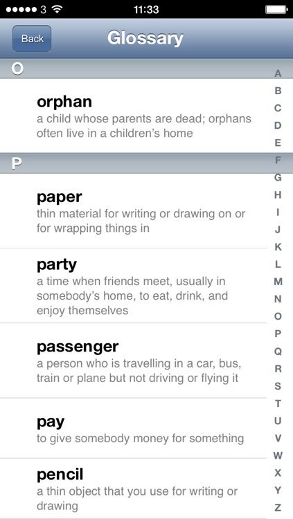 Anne of Green Gables: Oxford Bookworms Stage 2 Reader (for iPhone) screenshot-3