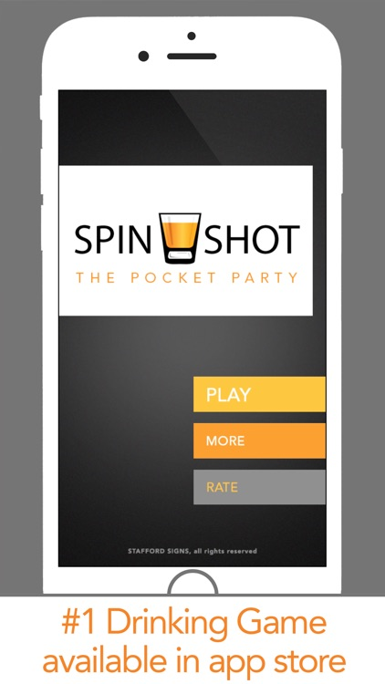 Spin Shot! - Pocket Party