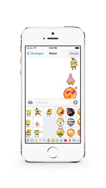 Animated Emoji Keyboard - Fully Animated Emojis, Emoticon, Stickers & Gifs screenshot-2