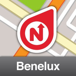 NLife Benelux Premium - Offline GPS Navigation, Traffic & Maps