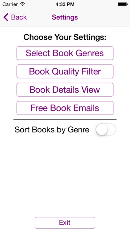 Free Books Butterfly for iBooks, Kindle, Nook, Kobo screenshot-3