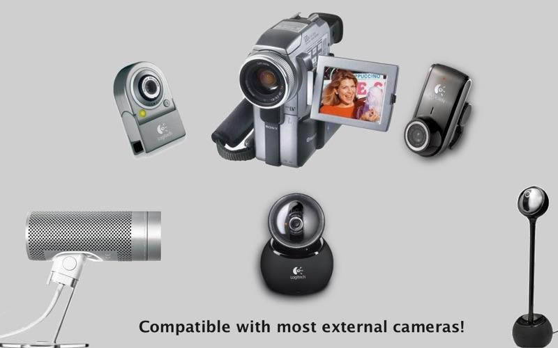 CamCamX 2 0 - webcam video mixer   App Price Drops