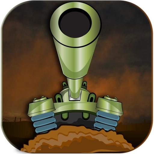 Army Tank Attack Command Battle - Top Tap & Blow Up Revenge Battlefield War Hero Free