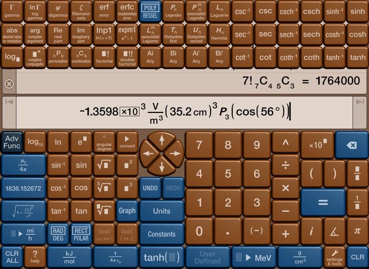 Numerari - Scientific Calculator screenshot-3