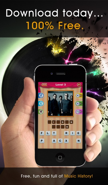 Allo! Guess the Music Band - Rock Fan Trivia  What's the icon in this image quiz screenshot-4