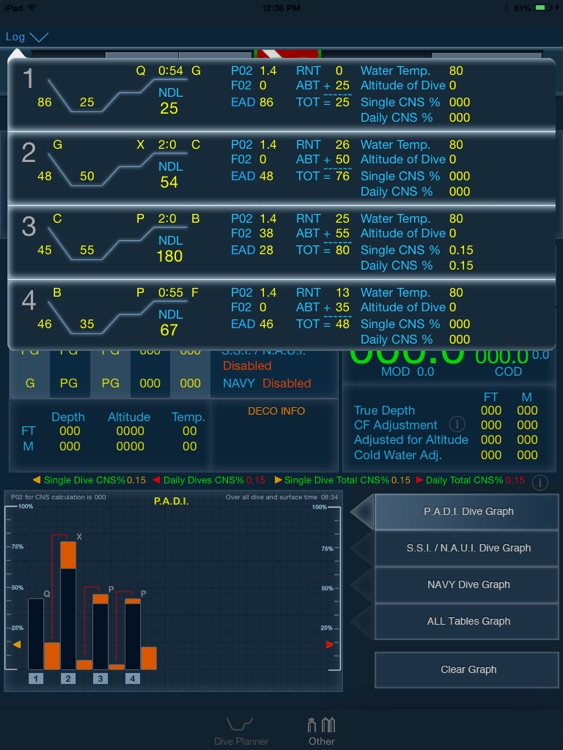 iDive Planner Pro screenshot-3